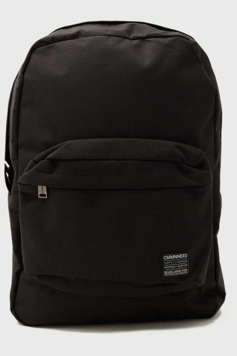 Common Need Kansas Backpack Black