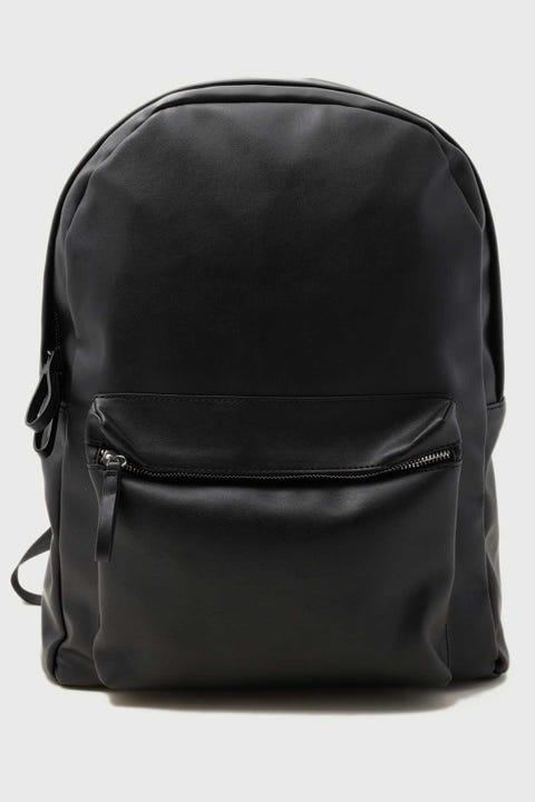 Common Need Atlanta Backpack Black PU