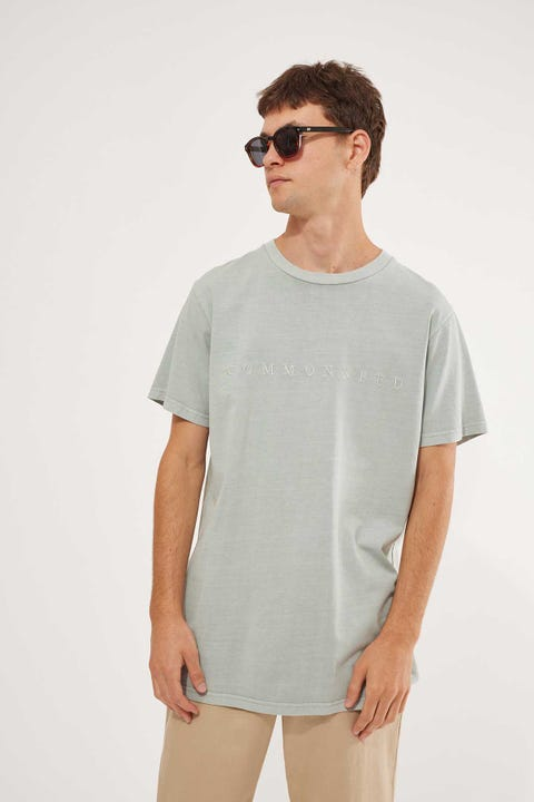 Common Need Twitch Tee Washed Mint