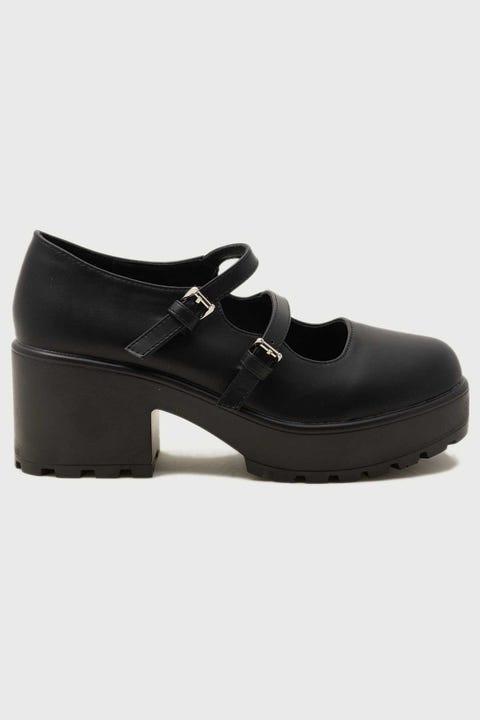 Koi Footwear Mura Black
