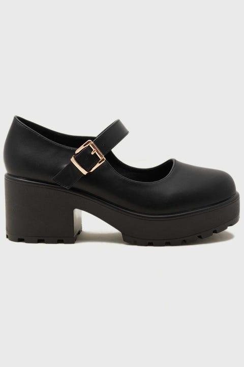 Koi Footwear Tira Black