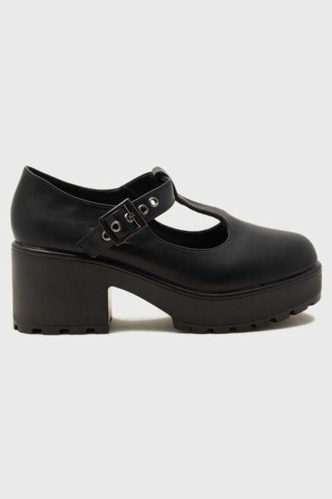Koi Footwear Sai Black