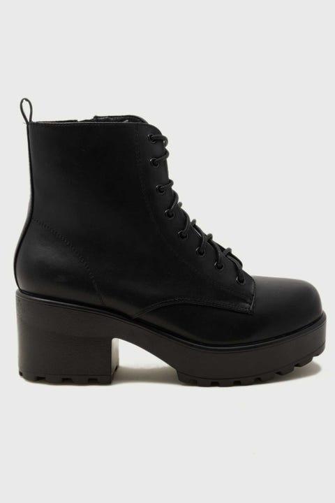 Koi Footwear Gin Black