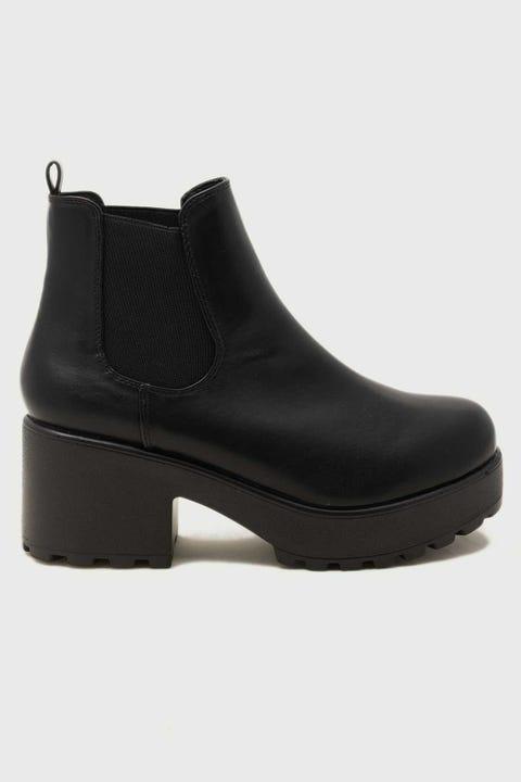 Koi Footwear Kai Black