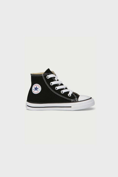 Converse All Star Hi Toddler Black/White
