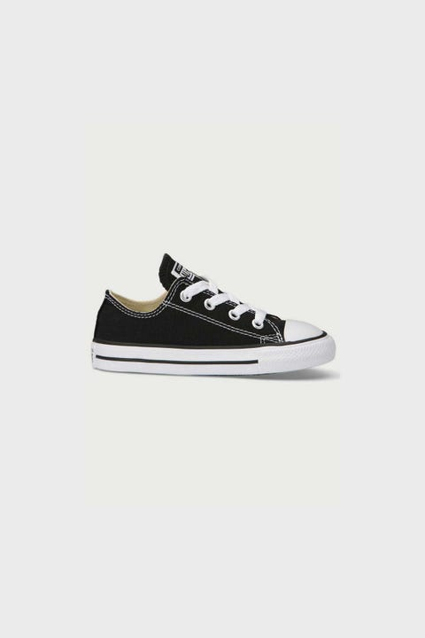 Converse All Star Ox Toddler Black/White