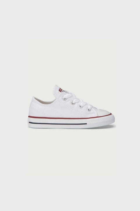Converse All Star Ox Toddler White