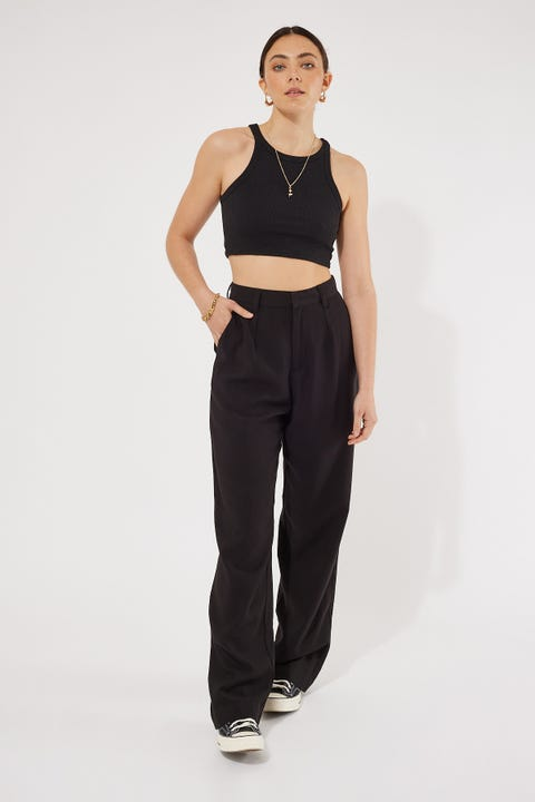 Perfect Stranger Stay With Me Pant Black