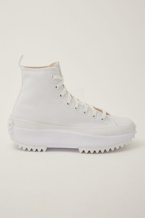 Converse Womens Run Star Hike Platform White/White/White