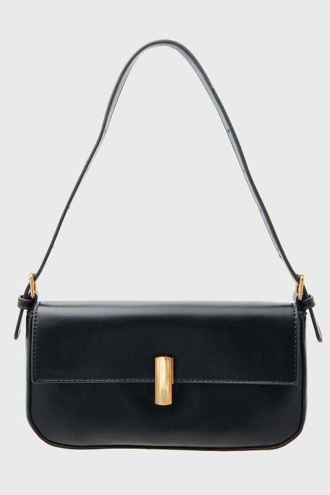 TOKEN Ava Handbag Black