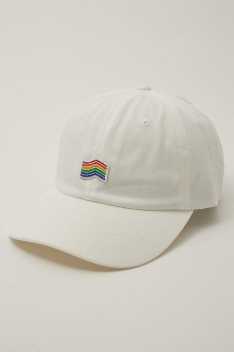 Vans Curved Bill Jockey Cap Pride