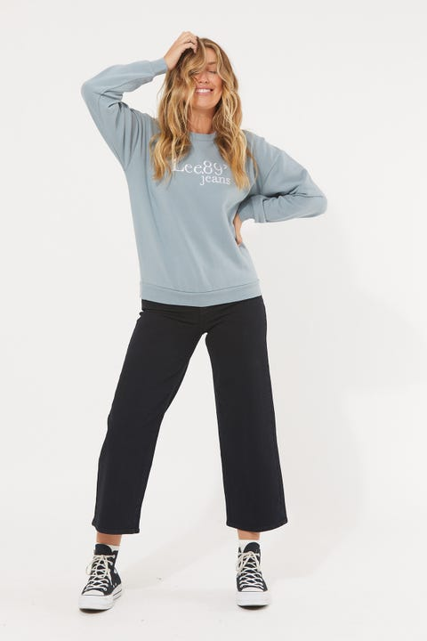 Lee Olivia Sweater Pacific Blue