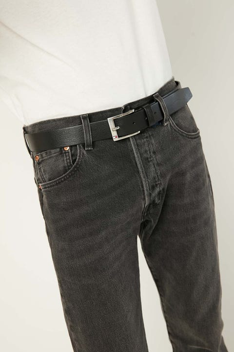 Tommy Jeans New Aly 3.5 Belt Black