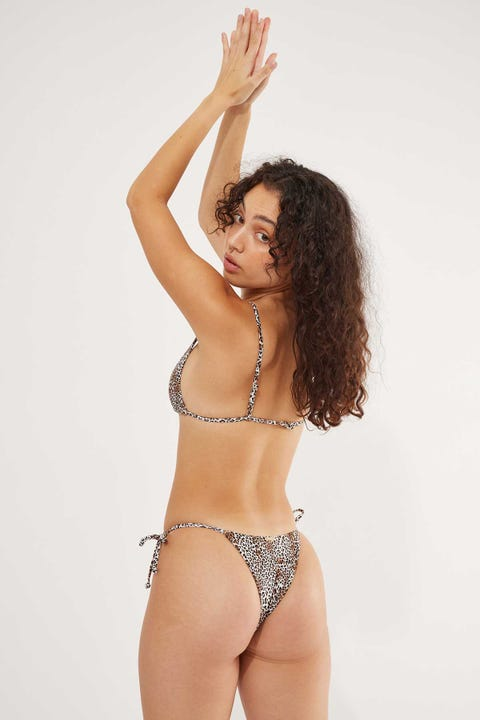 Lahana Swim Amara Bottom Leopard