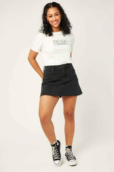 LEE Lola Skirt Lunar Black