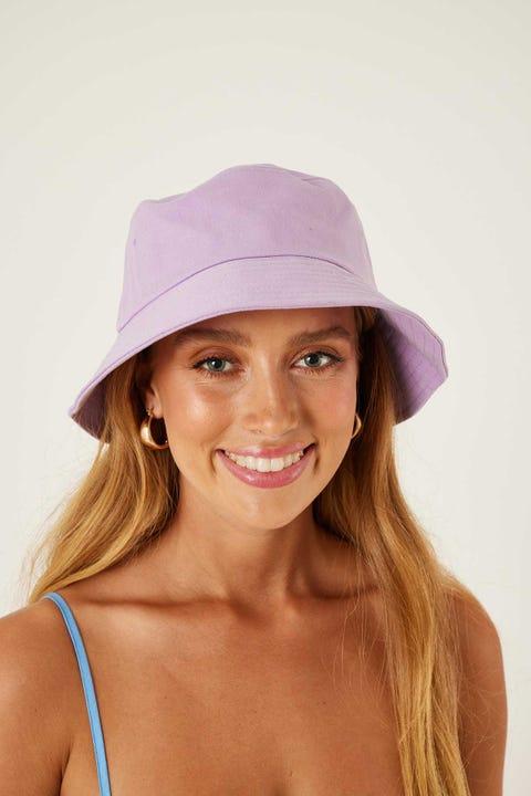 TOKEN Cute Bucket Hat Lavender