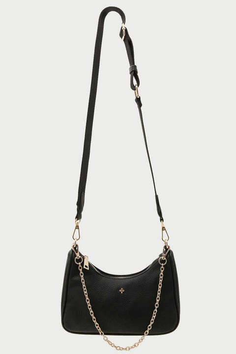 Peta And Jain Paloma PU Black/Gold