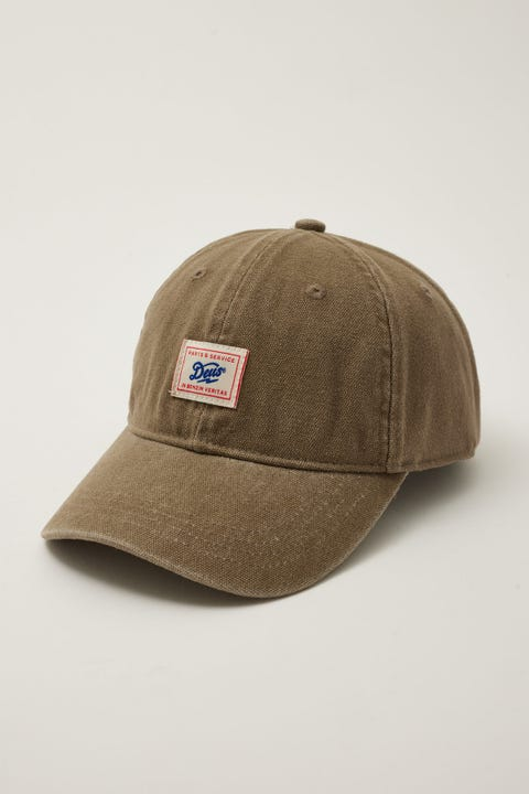 Deus Ex Machina Carter Cap Tobacco