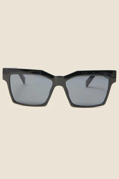 Le Specs Azzurra Black/Smoke