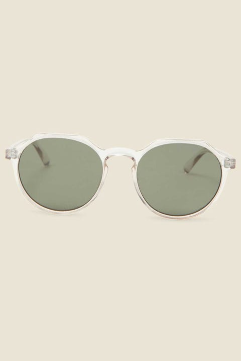 Le Specs Speed Of Night Clear Shadow/Khaki