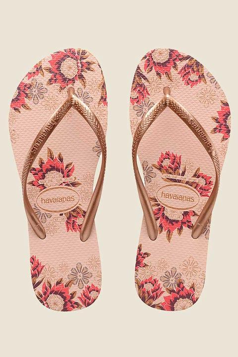 Havaianas Slim Organic Ballet Rose