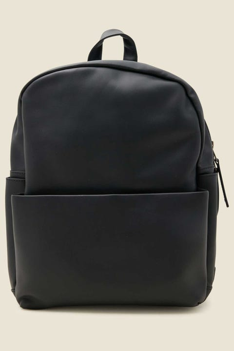 Status Anxiety People Like Us Backpack Black Smooth