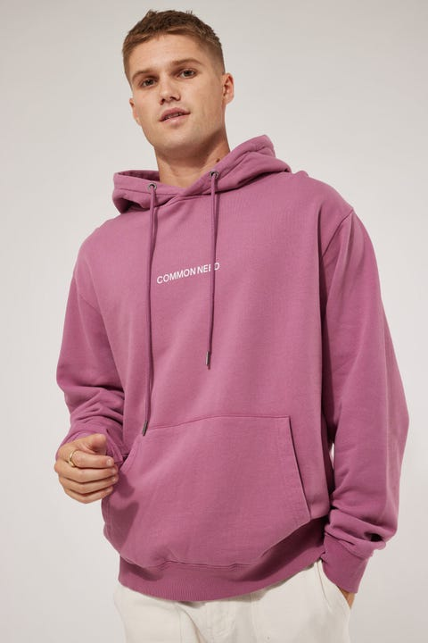 Common Need Ember Insulate Hoodie Washed Orchid