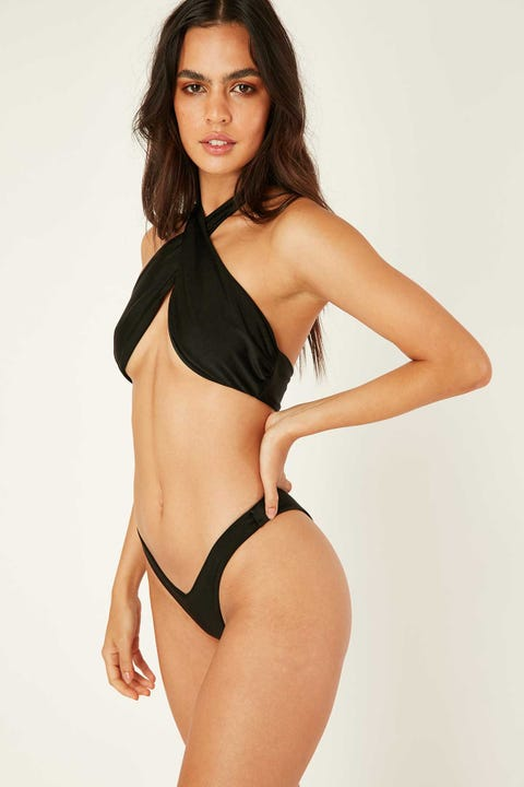 Lioness The Annie Bikini Set Black