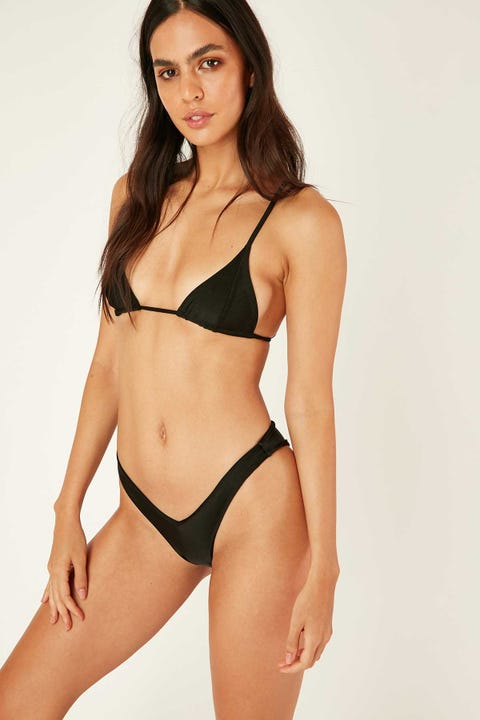 Lioness The Delilah Bikini Set Black