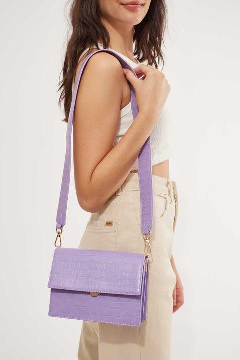 Token Kaia Handbag Lilac