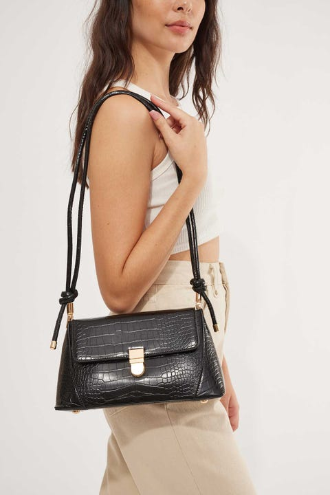 Token Billie Handbag Black