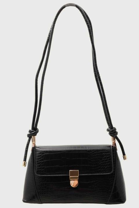Token Billie Handbag Black