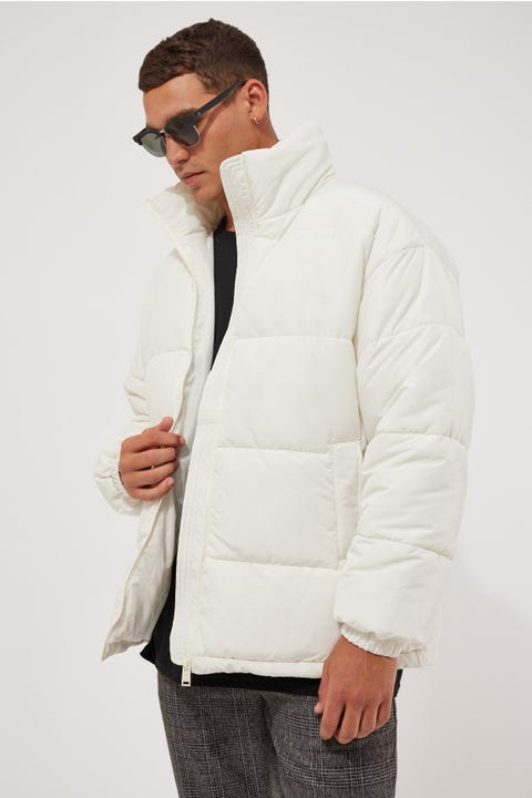 Common Need Antarctica Puffer Jacket Bone