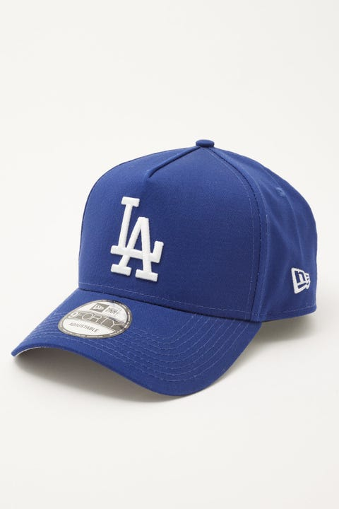 New Era 9Forty A-Frame World Series LA Dodgers Dark Blue