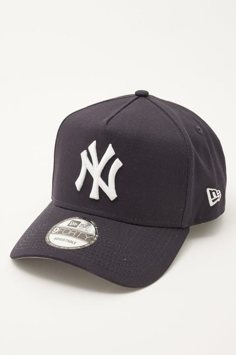 New Era 9Forty A-Frame World Series NY Yankees Navy