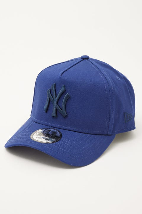 New Era 9Forty A-Frame NY Yankees Dark Blue