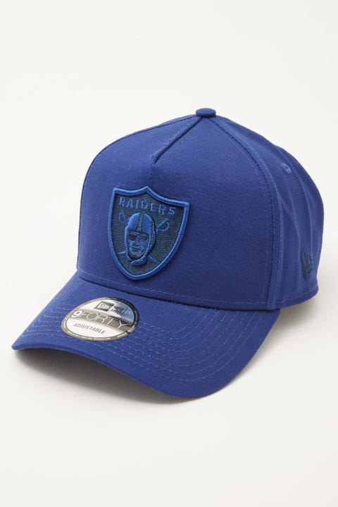 New Era 9Forty A-Frame Las Vegas Raiders Dark Blue