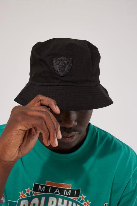 New Era Bucket Las Vegas Raiders Black/Black