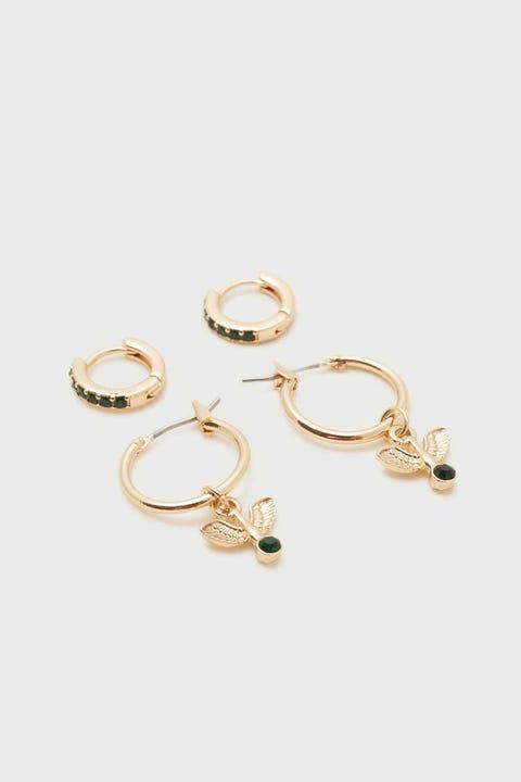 Token Goddess Earring Pack Gold