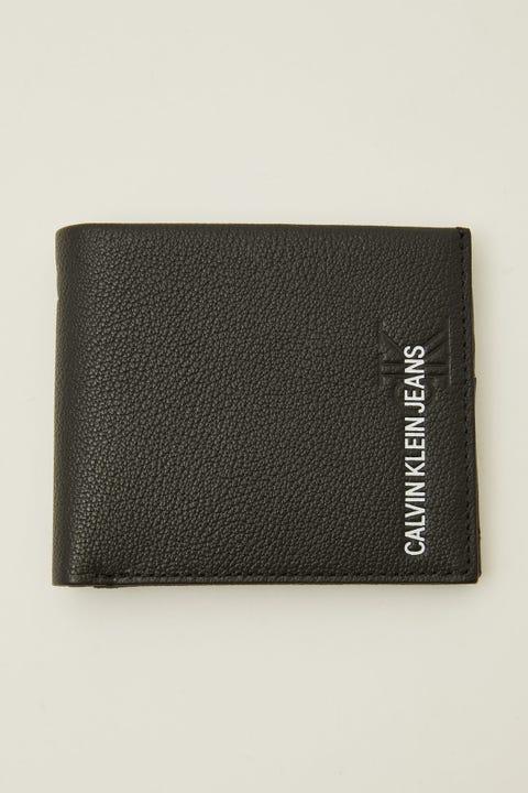 Calvin Klein Billfold Outline Black