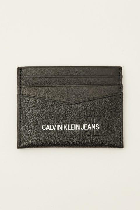 Calvin Klein Cardcase Outline Black