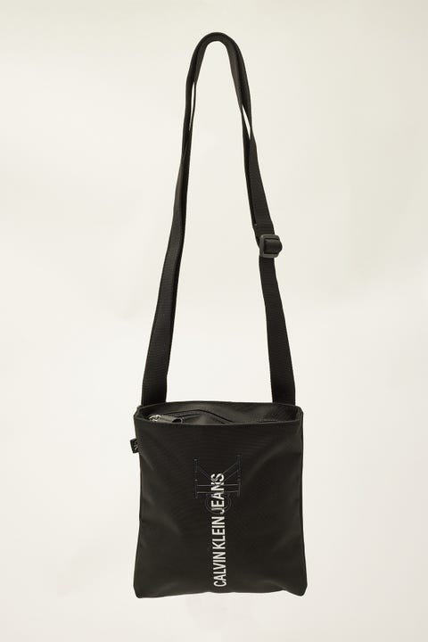 Calvin Klein Micro Flatpack Outline Black