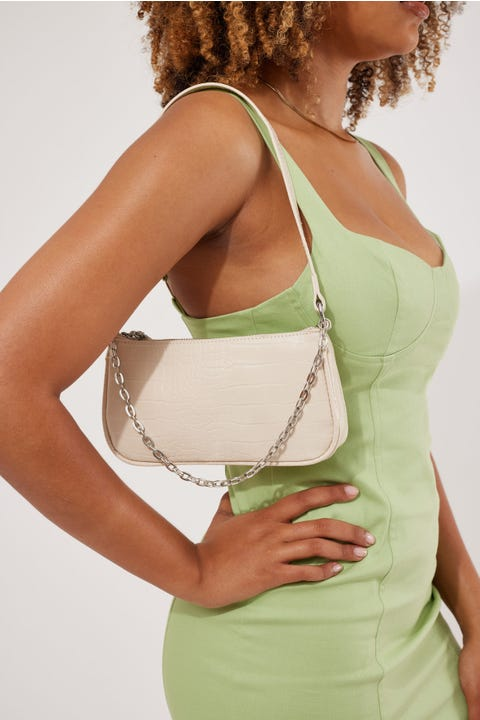 Token Izi Shoulder Bag Cream