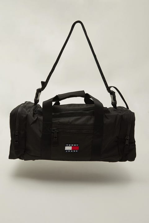Tommy Jeans Heritage Duffle Black