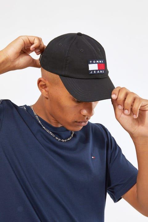 Tommy Jeans Heritage Cap Black