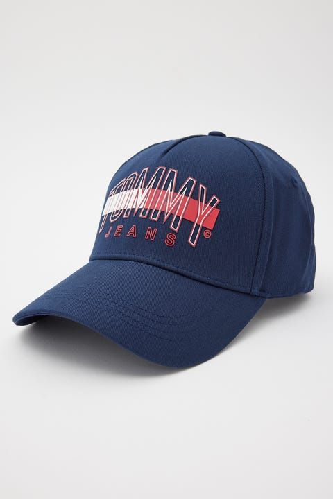 Tommy Jeans Graphic Cap Twilight Navy