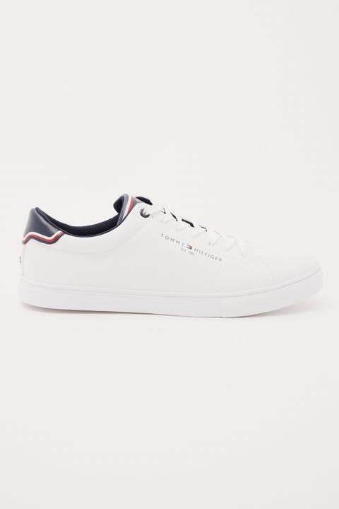 Tommy Jeans Pebble Sneaker White