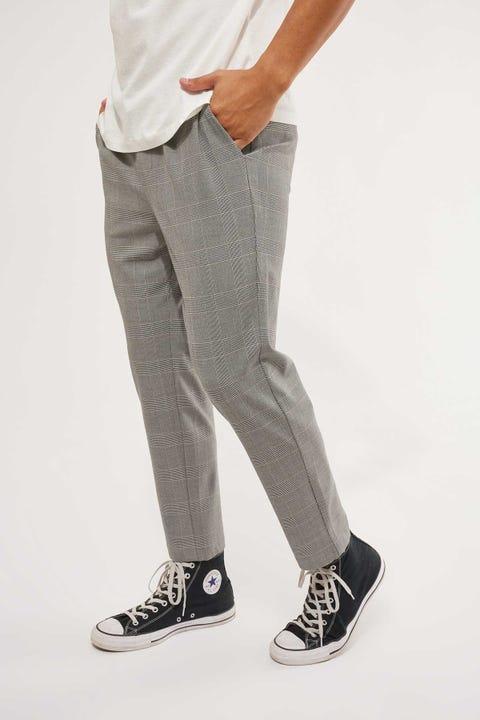 Common Need Shoreditch Pant Grey Check