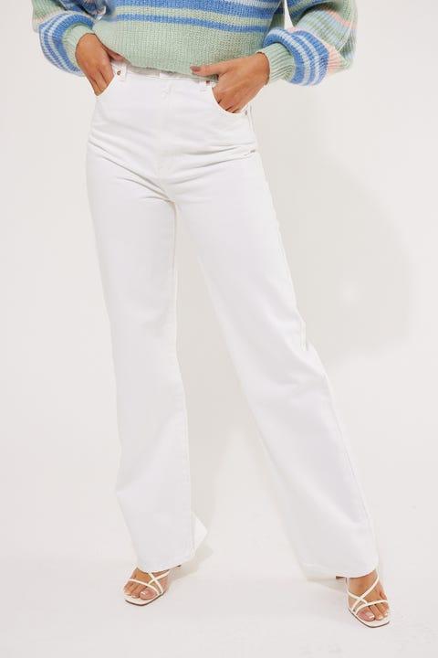 Rolla's Heidi Jean Vintage White