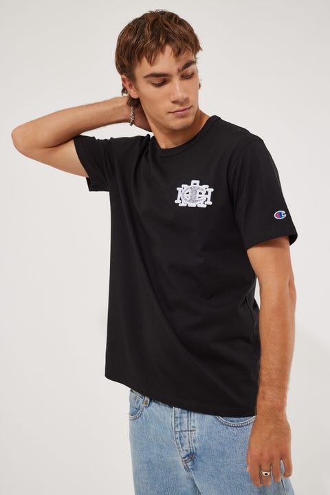 Champion Homie Heritage T-Shirt Black